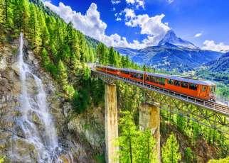 Szwajcaria - z widokiem na cztery kaniony Szwajcaria, Wyc. objazdowe