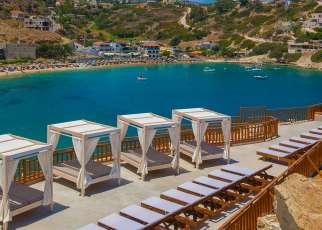 Lygaria Beach Grecja, Kreta, Lygaria
