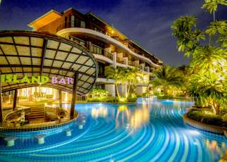 Holiday Inn Resort Krabi Ao Nang Beach Tajlandia, Krabi, Ao Nang Beach