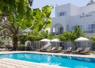 Areti Grecja, Santorini, Kamari