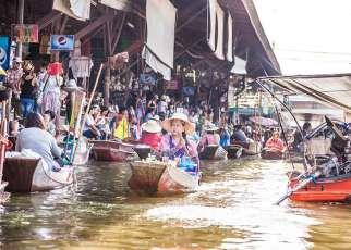 Bangkok i okolice z Koh Chang 3*