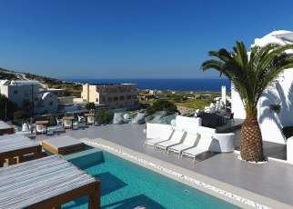 Callia Retreat Grecja, Santorini, Fira
