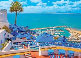 Wrota pustyni Tunezja, Wyc. objazdowe