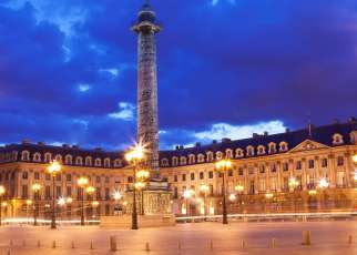 Paryż Light Francja, Paryż