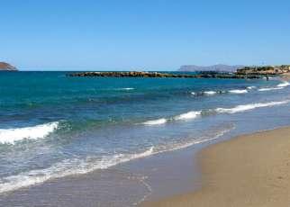 Haris Grecja, Kreta, Agia Marina