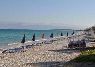 Kormoranos Beach Grecja, Korfu, Acharavi