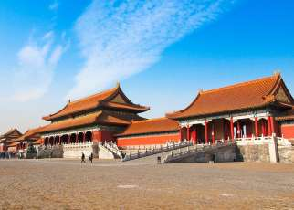 Chiny - dwie stolice Chiny, Wyc. objazdowe