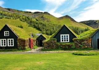 Islandia, Ziemia Ognia i Lodu Islandia, Wyc. objazdowe