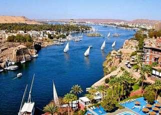 Sfinks - program z rejsem po Nilu (HRG) Egipt, Wyc. objazdowe