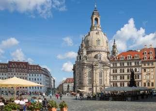 Berlin - Poczdam - Drezno Niemcy, Wyc. objazdowe