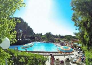 Free Beach Włochy, Toskania, Marina di Bibbona