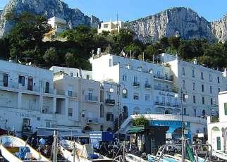 Capri Tour Włochy, Wyc. objazdowe
