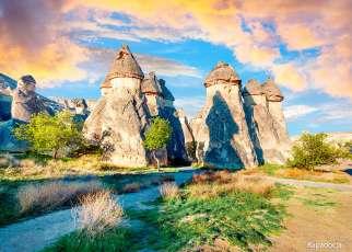 Magiczna Góra Nemrut Turcja, Wyc. objazdowe