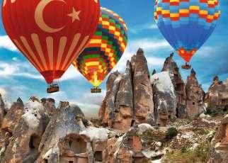 Orient Express Turcja, Wyc. objazdowe