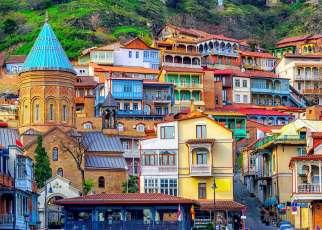 Armenia - Gruzja Armenia, Wyc. objazdowe