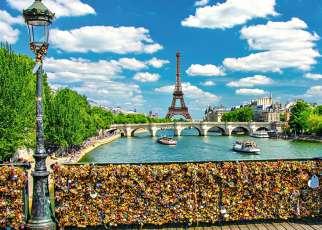 Spacer Po Paryżu Francja, Wyc. objazdowe