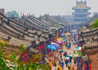 Klasyczne Chiny Chiny, Wyc. objazdowe