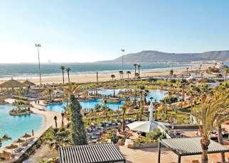 Riu Tikida Dunas Maroko, Agadir