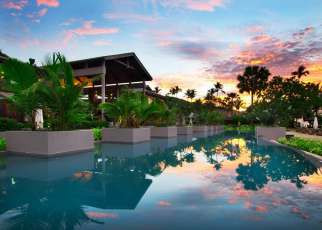 Kempinski Seychelles Resort Seszele, Wyspa Mahe, Baie Lazare