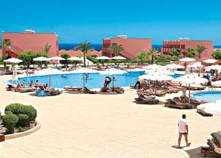 Three Corners Happy Life Beach Resort Egipt, Marsa Alam