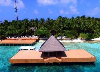 Fihalhohi Island Resort Malediwy, Male Atol, Fihalholi