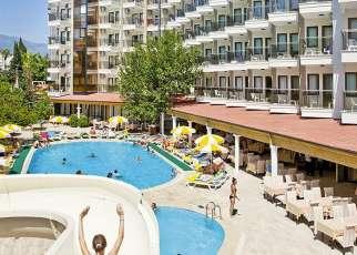 Monte Carlo (Alanya) Turcja, Alanya