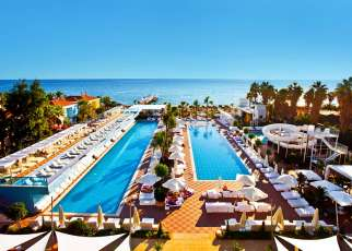 Q Premium Resort Turcja, Alanya, Okurcalar