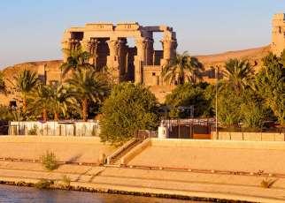 Egipt - wzdłuż Nilu Egipt, Wyc. objazdowe