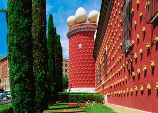 Barwy Katalonii Hiszpania, Wyc. objazdowe