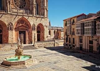 Espana Verde Hiszpania, Wyc. objazdowe