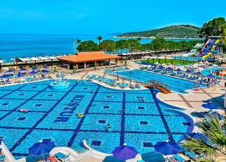 Kustur Club Holiday Village (Ex Majesty) Turcja, Kusadasi