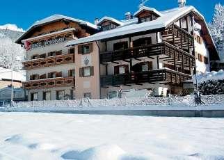 Montanara (Predazzo) Włochy, Trentino, Predazzo