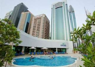 Towers Rotana Emiraty Arabskie, Dubaj