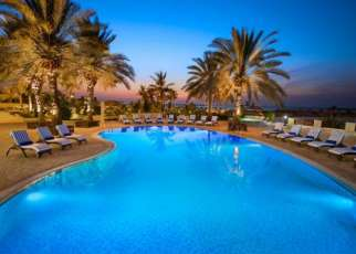 Hilton Al Hamra Beach & Golf (ex. Al Hamra Fort) Emiraty Arabskie, Ras Al Khaimah, Al Jazirah Al Hamra