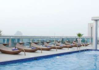 Holiday Inn Al Barsha Emiraty Arabskie, Dubaj