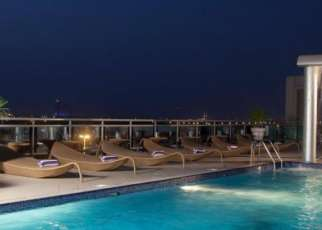 Holiday Inn Al Barsha Emiraty Arabskie, Dubaj