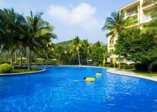 Golden Palm Resort Chiny, Hainan, Sanya