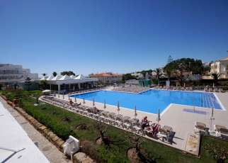 Clube Praia da Oura Portugalia, Algarve, Praia da Oura