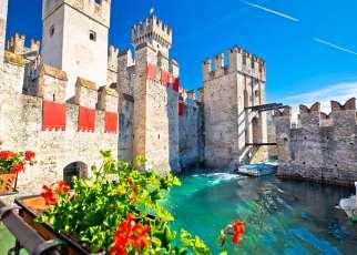 Jezioro Garda Włochy, Wyc. objazdowe