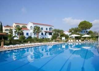 Govino Bay Grecja, Korfu, Gouvia