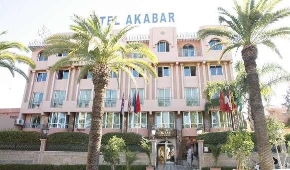 Akabar Maroko, Marrakesz