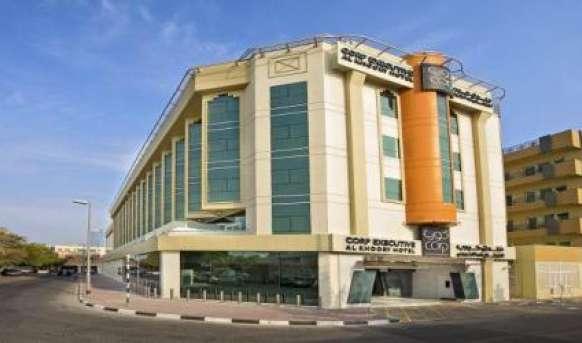 Al Khoory Executive (ex Corp Executive) - hotel