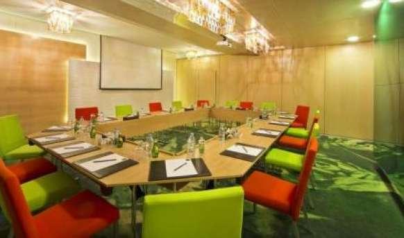 Al Khoory Executive (ex Corp Executive) - restauracja