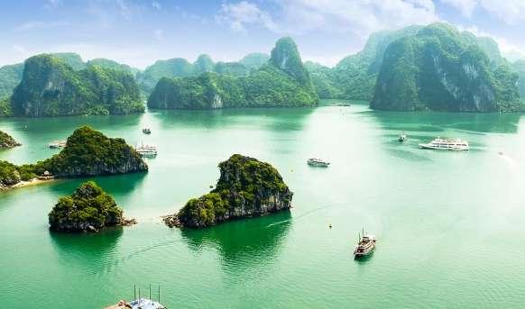 Wietnam i Chiny - przyczajony tygrys, ukryty smok #1