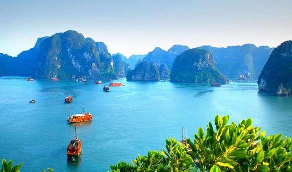 Wietnam i Chiny - przyczajony tygrys, ukryty smok #12