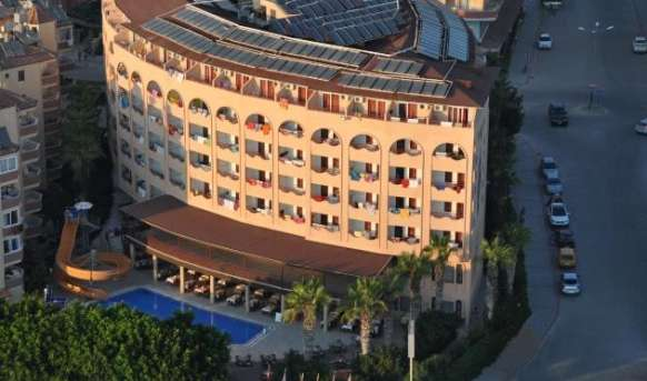 Doris Aytur - hotel