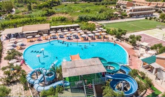 Ionian Sea - atrakcje dla dzieci