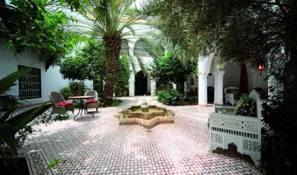 Riad Ifoulki Maroko, Marrakesz