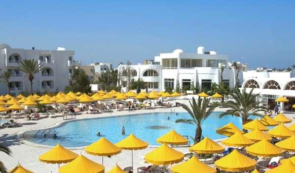 Isis Thalasso And Spa Tunezja, Djerba, Midun