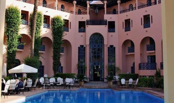 Marrakech le Tichka